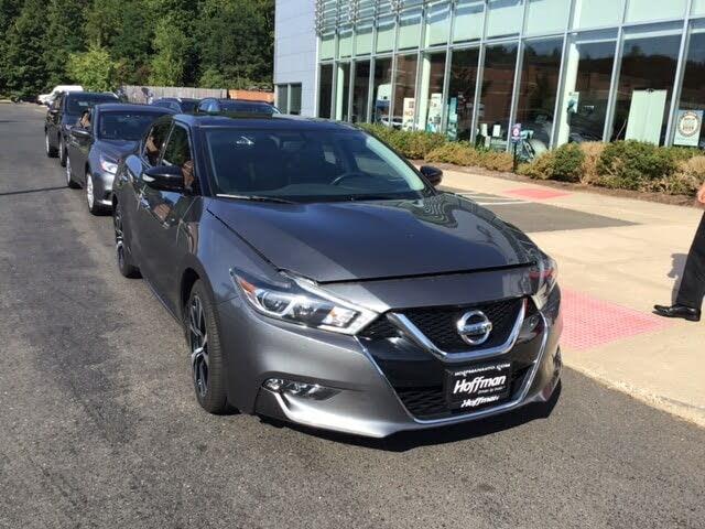 2018 Nissan Maxima SL FWD
