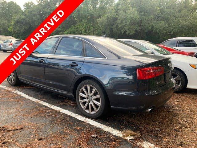 2014 Audi A6 2.0T Premium Sedan FWD