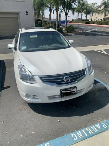 2010 Nissan Altima Hybrid FWD