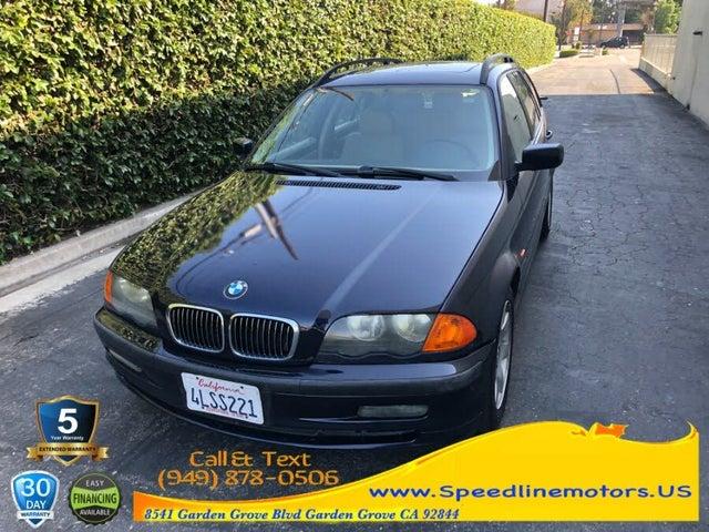 2000 BMW 3 Series 323iT Wagon RWD