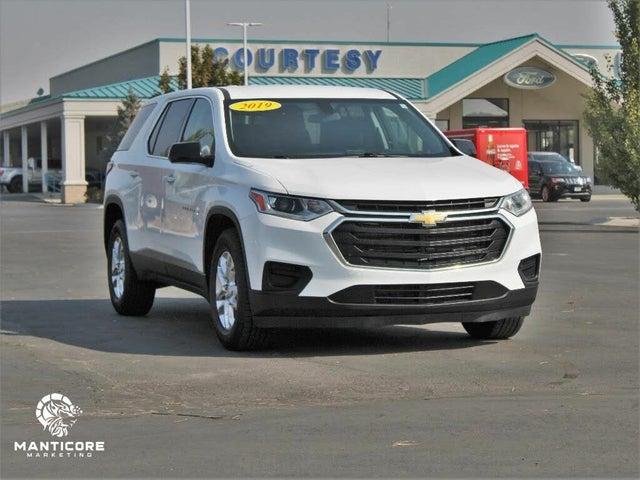 2019 Chevrolet Traverse LS Fleet AWD