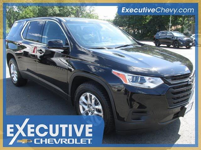 2020 Chevrolet Traverse LS AWD