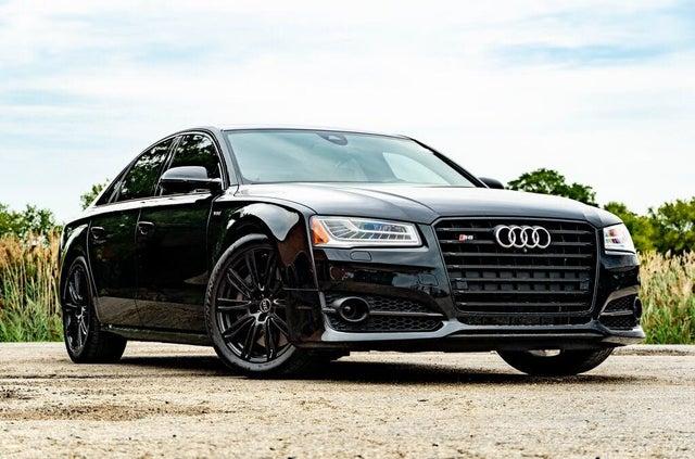 2017 Audi S8 Plus 4.0T quattro AWD