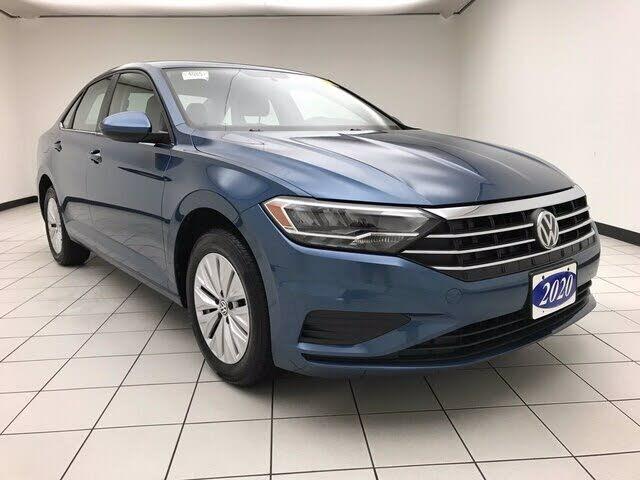 2020 Volkswagen Jetta 1.4T R-Line FWD