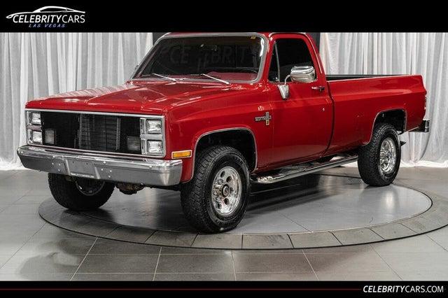 1983 Chevrolet C/K 20