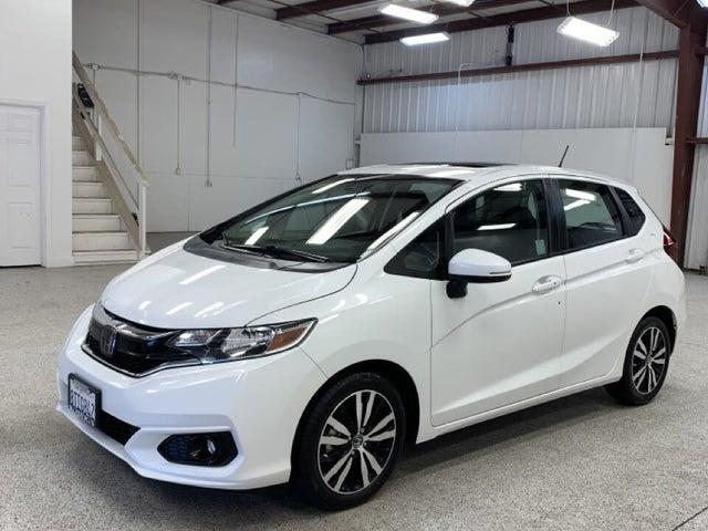 2020 Honda Fit EX-L FWD