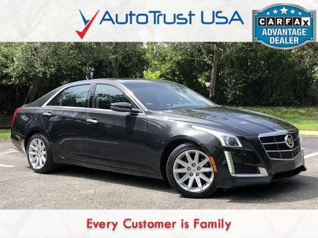 2014 Cadillac CTS 3.6L Luxury RWD