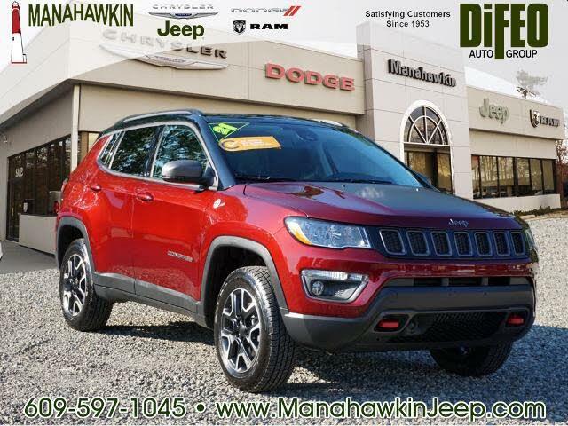 2021 Jeep Compass Trailhawk 4WD