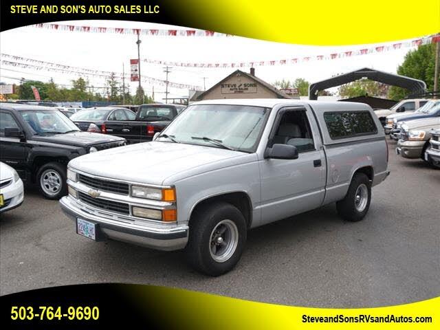 1997 Chevrolet C/K 1500 Cheyenne RWD