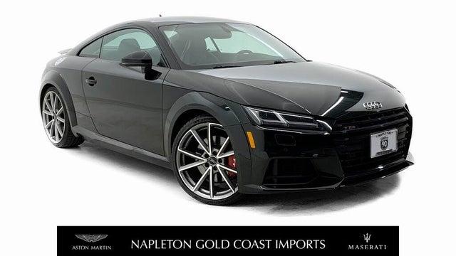 2018 Audi TTS 2.0T quattro Coupe AWD