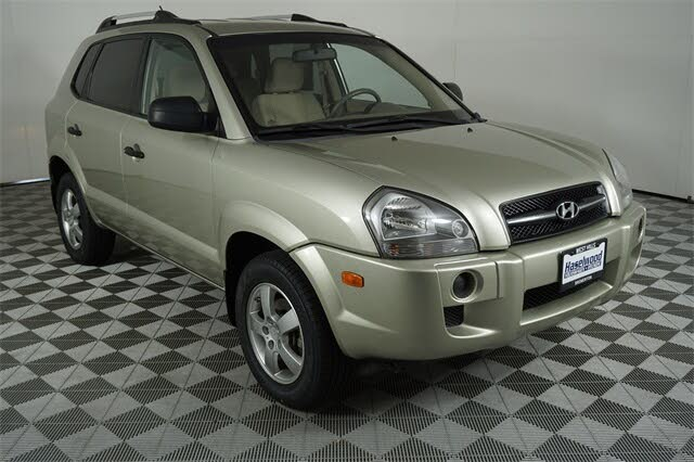 2008 Hyundai Tucson GLS FWD
