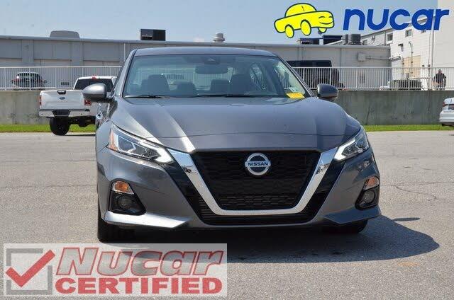 2020 Nissan Altima 2.0 Platinum FWD