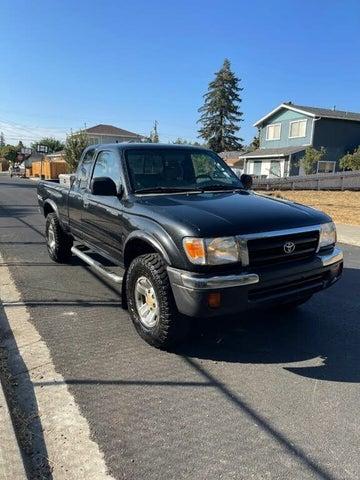 2000 Toyota Tacoma 2 Dr SR5 V6 4WD Extended Cab LB