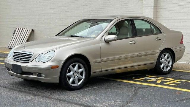 2004 Mercedes-Benz C-Class C 240 Sedan