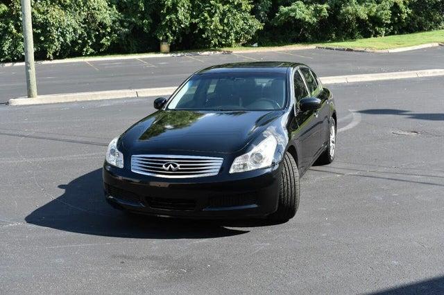 2008 INFINITI G35 x Sedan AWD