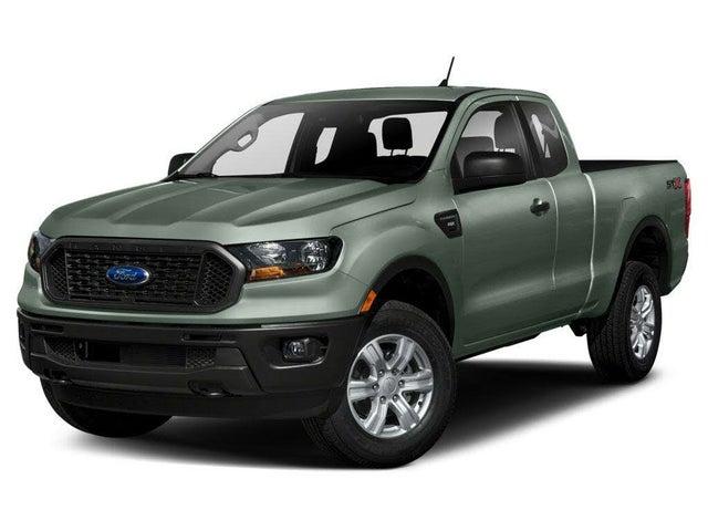 2021 Ford Ranger XL SuperCab 4WD