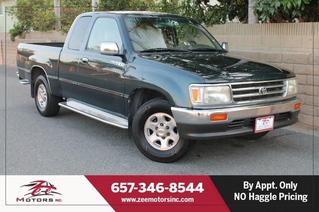 1996 Toyota T100 2 Dr SR5 Extended Cab SB
