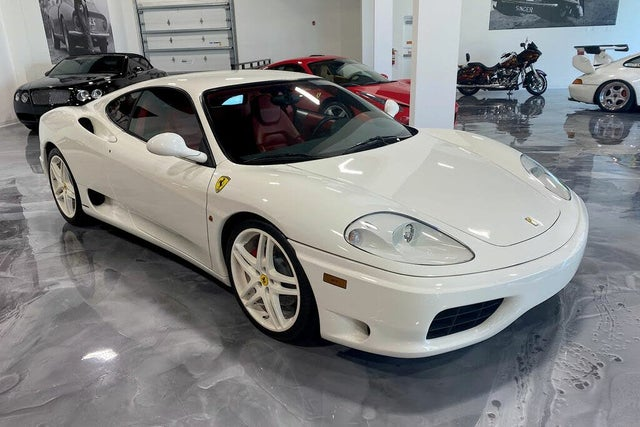 2003 Ferrari 360 Modena RWD