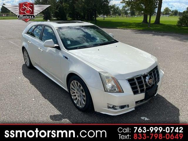 2012 Cadillac CTS Sport Wagon 3.6L Premium AWD