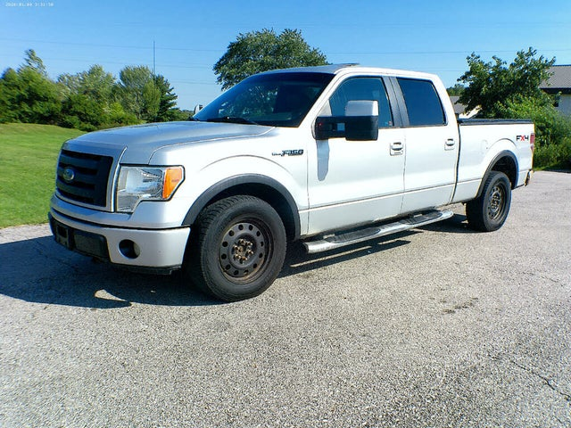 2009 Ford F-150 King Ranch 4WD