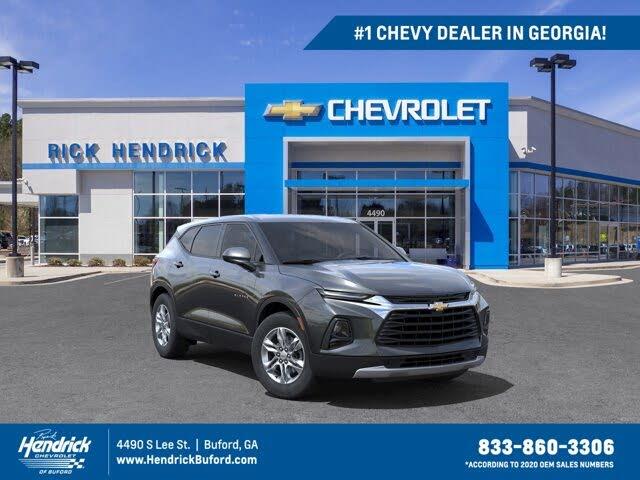 2021 Chevrolet Blazer 1LT FWD