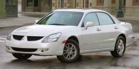 2004 Mitsubishi Diamante 4 Dr LS Sedan