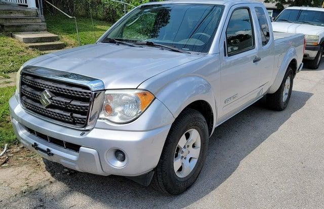 2011 Suzuki Equator Comfort Ext Cab