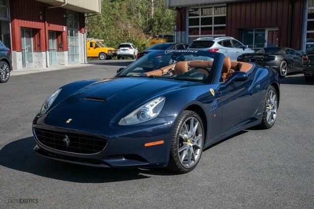 2011 Ferrari California Roadster