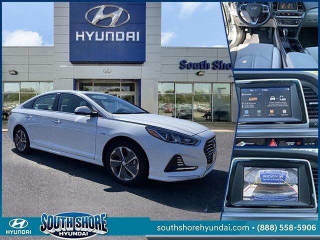 2019 Hyundai Sonata Hybrid Plug-In  FWD