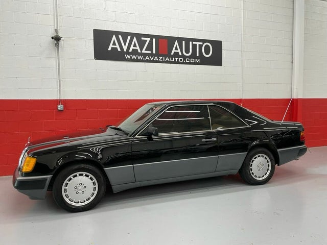 1989 Mercedes-Benz 300-Class 300CE Coupe