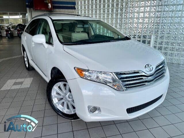 2011 Toyota Venza Base AWD