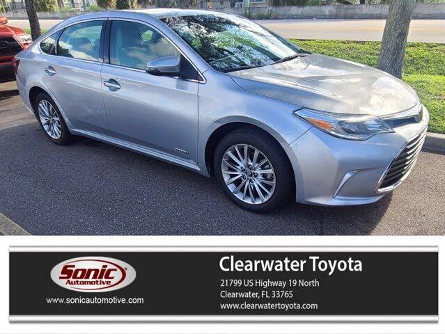 2016 Toyota Avalon Hybrid Limited FWD