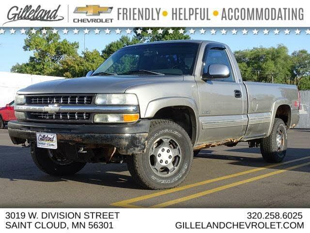 2000 Chevrolet Silverado 1500 LS LB 4WD