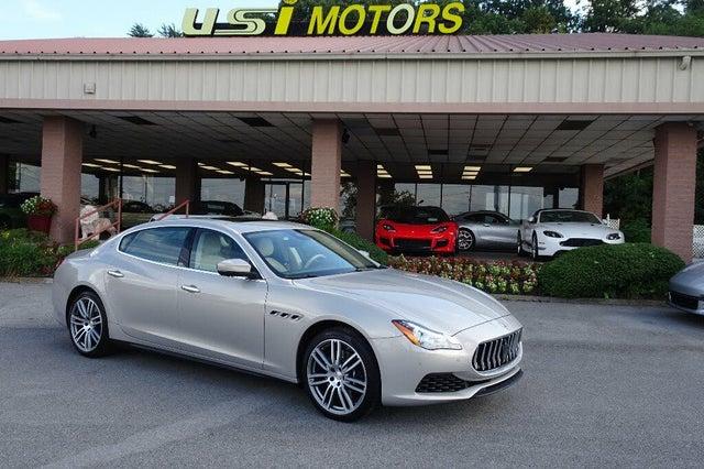 2017 Maserati Quattroporte S RWD