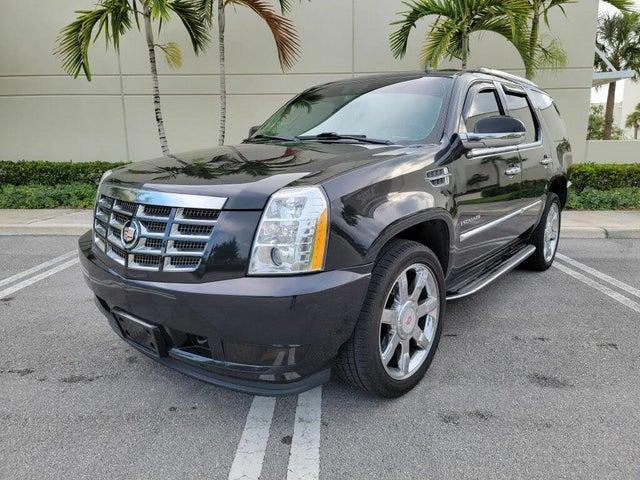 2013 Cadillac Escalade Luxury 4WD