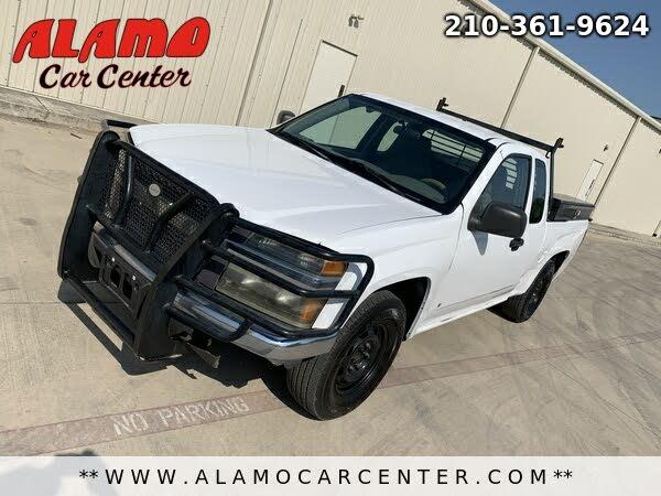 2007 Chevrolet Colorado Work Truck RWD