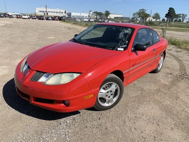 2004 Pontiac Sunfire SL Coupe