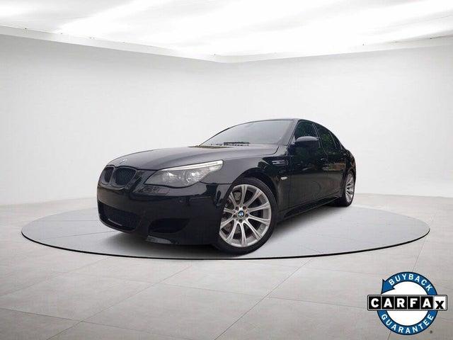 2008 BMW M5 RWD