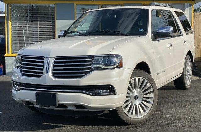 2015 Lincoln Navigator 4WD