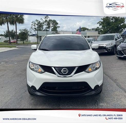 2019 Nissan Rogue Sport SL FWD