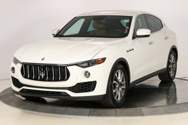 2018 Maserati Levante 3.0L