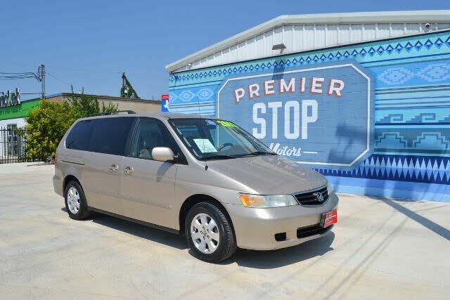 2002 Honda Odyssey EX-L FWD with Navigation
