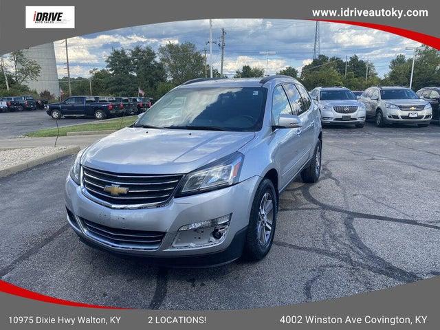 2017 Chevrolet Traverse 1LT AWD
