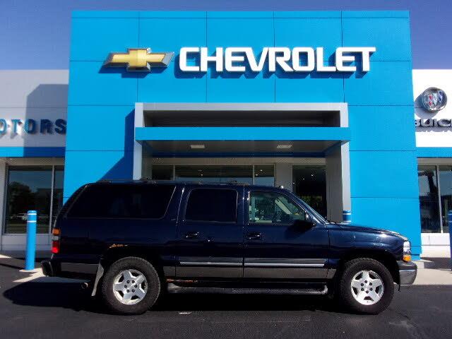 2005 Chevrolet Suburban 1500 LT 4WD