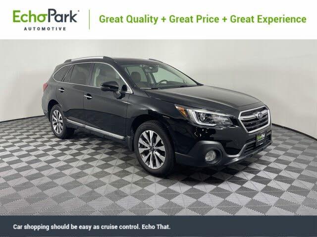 2018 Subaru Outback 2.5i Touring AWD