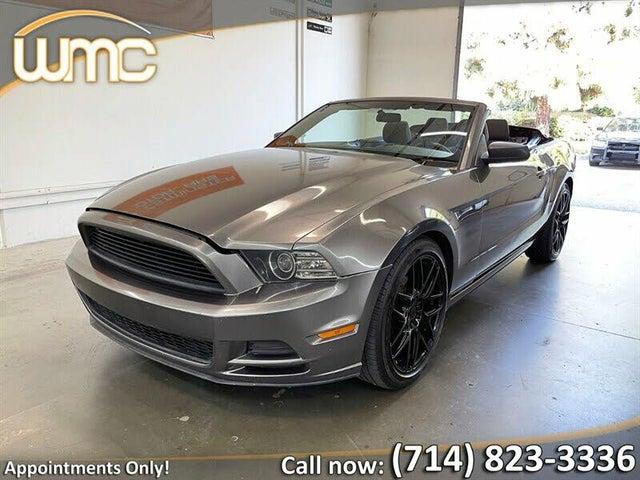 2014 Ford Mustang V6 Convertible RWD