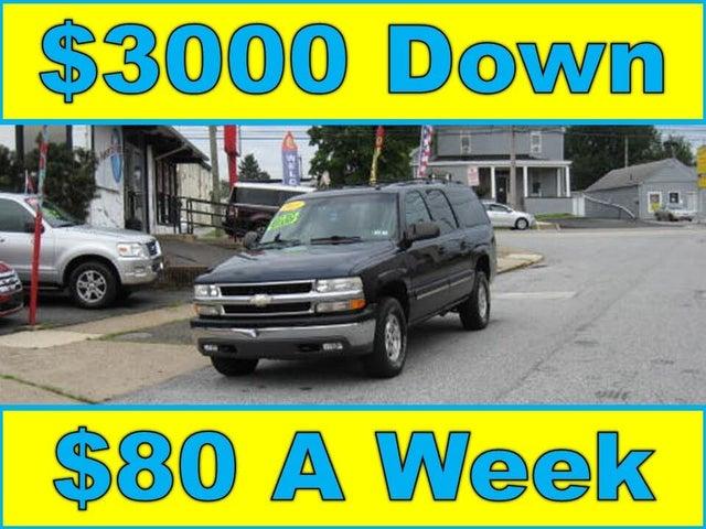 2005 Chevrolet Suburban 1500 LS 4WD