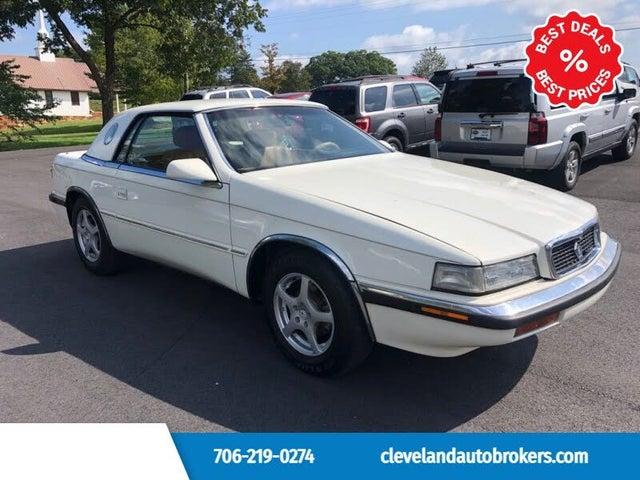 1991 Chrysler TC Convertible