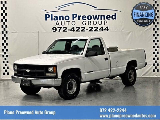 2000 Chevrolet C/K 3500 LS LB RWD