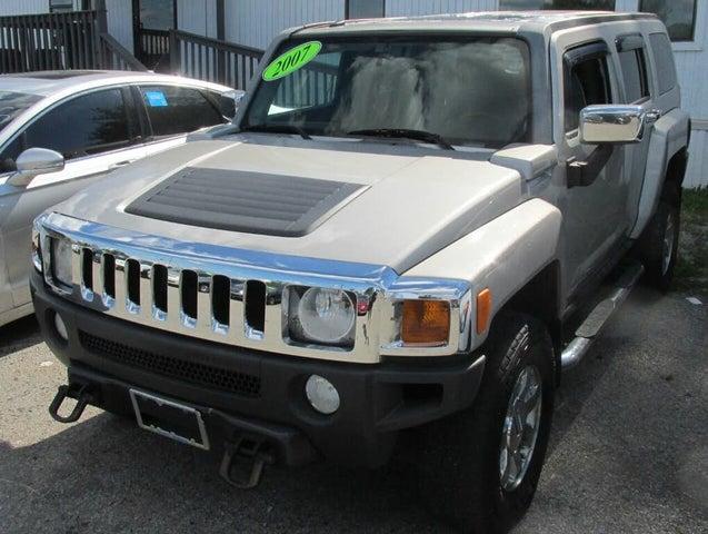 2007 Hummer H3 4 Dr Luxury